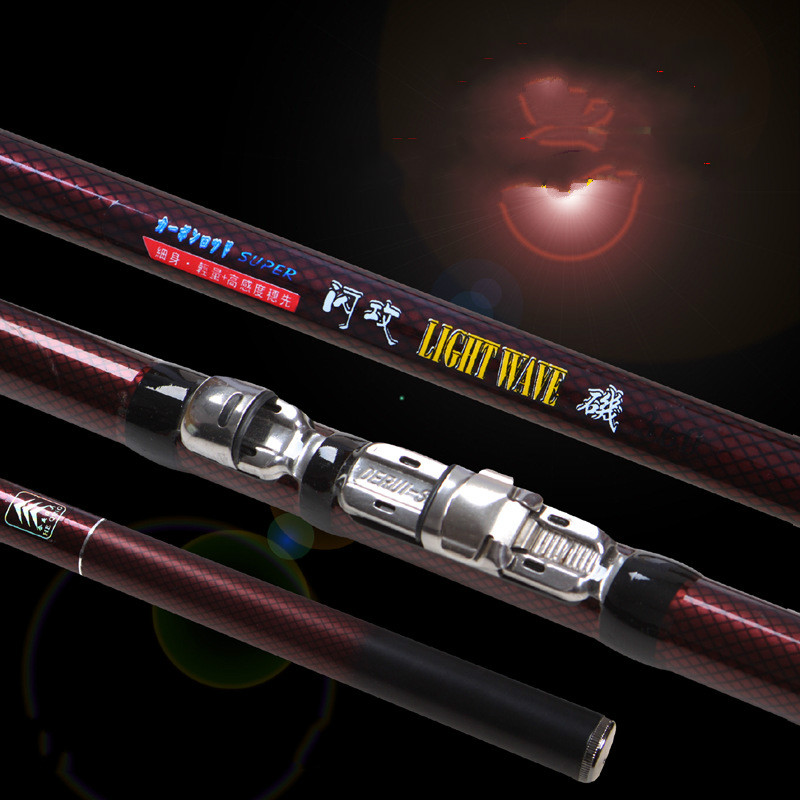 High Quality Carbon Fiber Lure Rod Rock Fishing Rod Super Light Fishing Pole Power XH 2.7/3.0/3.6/4.5/5.4/6.3m Fishing Tackle high quality carbon fiber deep sea boat fishing rod 1 8 2 1 2 4 2 7m super hard fishing pole lure rod fishing tackle