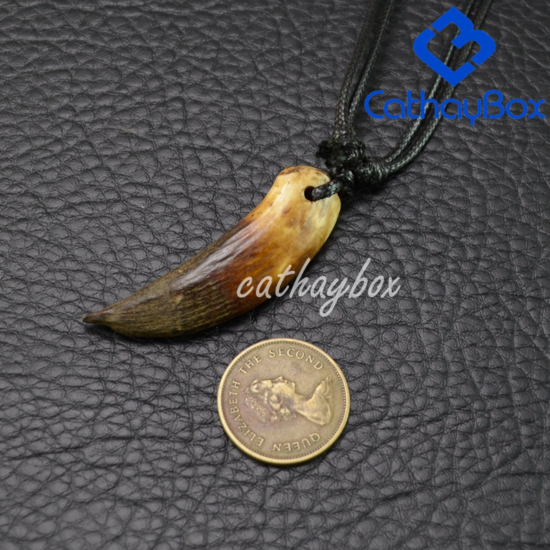 Raw Wood Necklace Phoenix