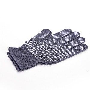 Image 5 - 2 шт., профессиональные термостойкие перчатки для завивки волос