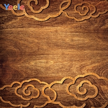 Yeele Wood Photocall Texture Flowers Customized Photography Backdrops Personalized Photographic Backgrounds For Photo Studio