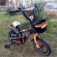 Детский велосипед детская коляска-велосипед 12 дюймов 14 дюймов 16 дюймов езда на велосипеде игрушки для детей четыре колеса велосипед От 3 до 8...