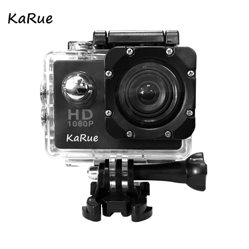 Unterhaltungselektronik Karue 1080 P Action Kamera Dv Sport 2,0 Lcd 90d Objektiv Sport Wasserdicht Pro Hero Stil Kamera Zubehör Außen Action