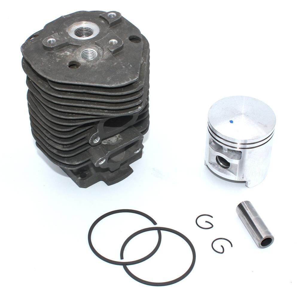 Nakisil Cylinder Piston Kit 52mm For Stihl TS510 TS50 Disc Cutter Stihl 051 050 Chainsaw Parts# 1111 020 1200