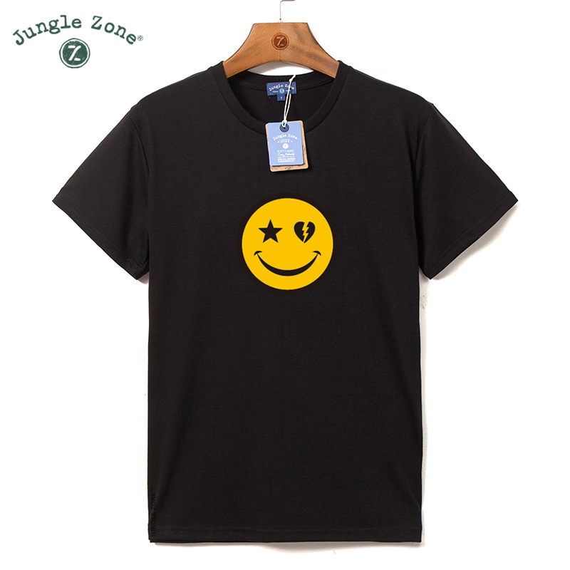 online get cheap smiley face t shirt. Black Bedroom Furniture Sets. Home Design Ideas