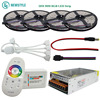 5m 300Leds 5050 Waterproof RGB Led Strip LED Tape Ribbon 1Pcs Touch Controller 1Pcs 12V