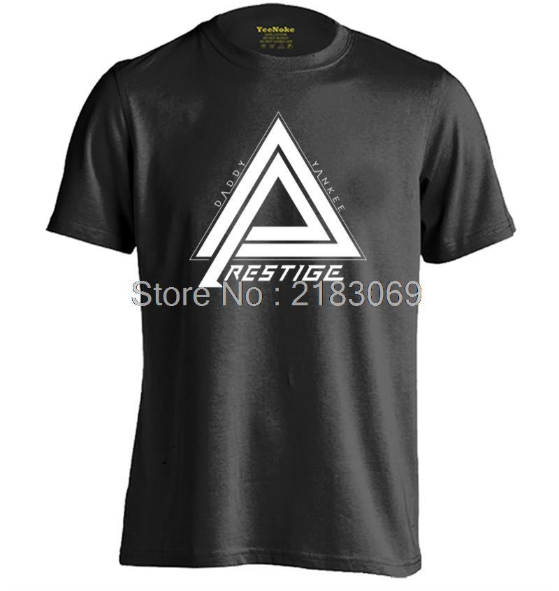 Daddy Yankee Mens & Womens Summer style Fashion Cotton T Shirt