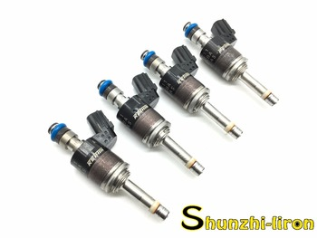 4 ชิ้นหัวฉีดหัวฉีดสำหรับ Honda GK5 1.5 ครั้ง 16010-5R1-305 16010 5R1 305 160105R1305