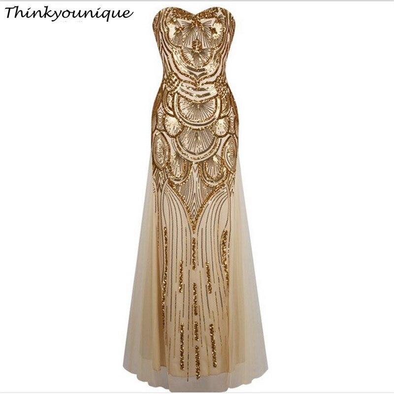 Bretelles paillettes sirène Tulle à lacets longues robes de soirée vestidos de noche robe de soirée robe de mariage TK030