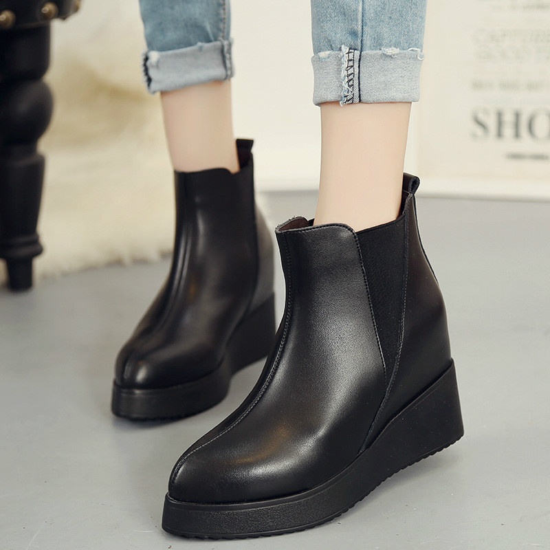 Good Quality Newest Shoes font b Woman b font Solid Color Black Pointed Toe 9cm Height