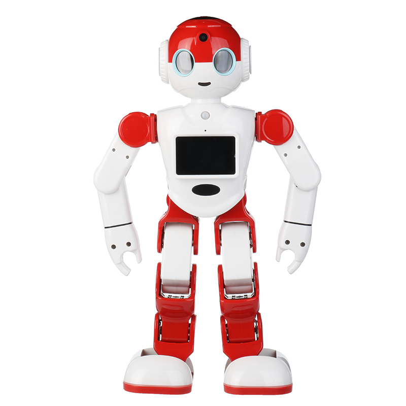 High-End Intelligent Humanoid Robot Voice Control Robot Programming Software APP Control ...