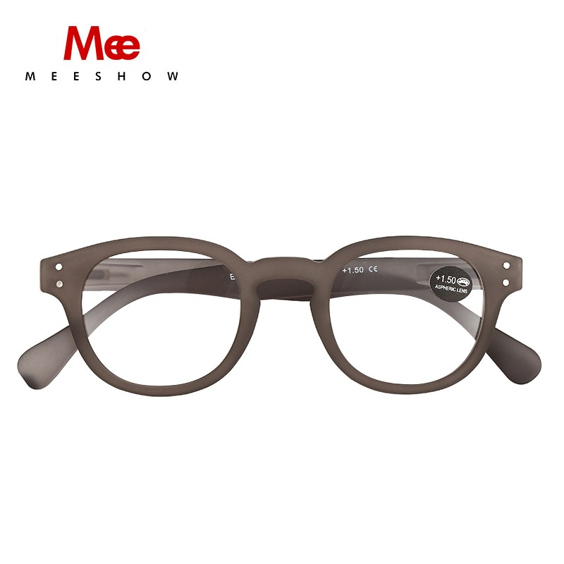 0ef281f5f9b 2019 Brand Reading Glasses Retro stylish Men women glasses with flex +1.0-4.00  French
