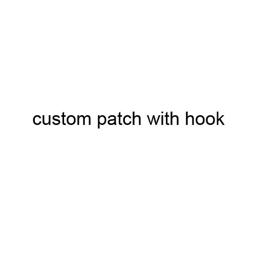 Special Payment for custom patch