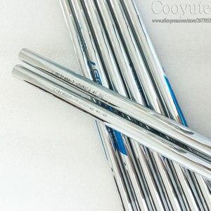 Image 5 - חדש גולף פיר N S פרו ZELOS 7 מגהצים פלדה פיר רגיל או נוקשה מועדוני גולף פיר 6 יח\חבילה משלוח חינם