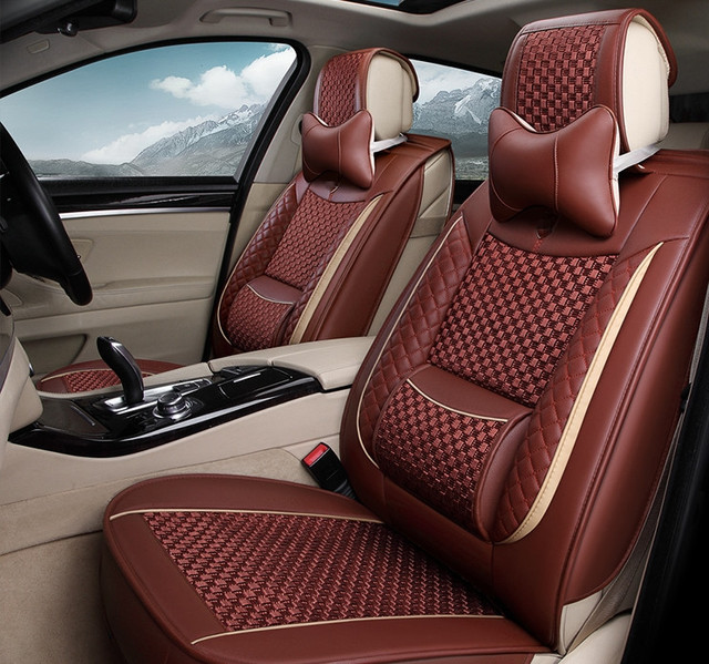 Delightful Full Set Car Seat Covers For Jeep Cherokee 2017