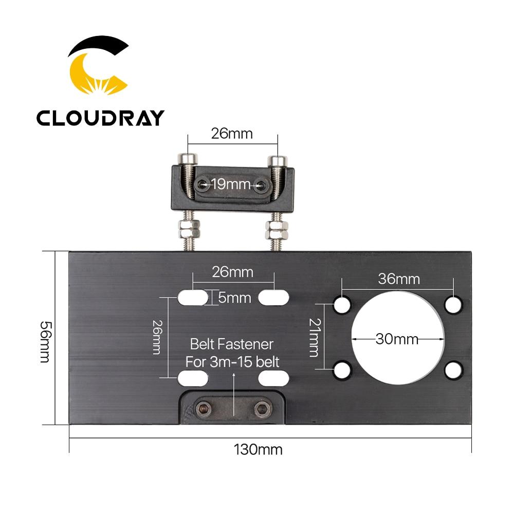 C sorozat: Cloudray CO2 lézerfej fókuszlencséhez Dia.20 FL.50.8 / - Famegmunkáló gépek alkatrészei - Fénykép 3