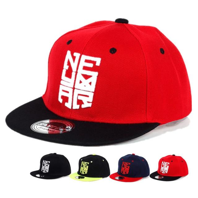 bdee726fbcb Fashion Children NEYMAR Snapback Hats Kid Ronaldo CR7 Baseball Cap Boys  Girls Soccer Stars Hat Cap Gorras Cotton Flat Hats YY236