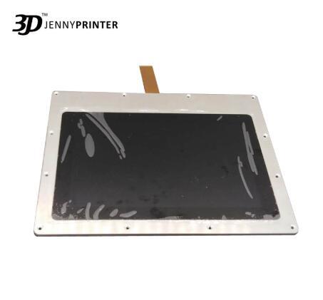 Écran de polymérisation d'affichage à cristaux liquides pour le panneau d'affichage à cristaux liquides du verre trempé 8.9in de la lumière 2 de Jenny pour le remplacement