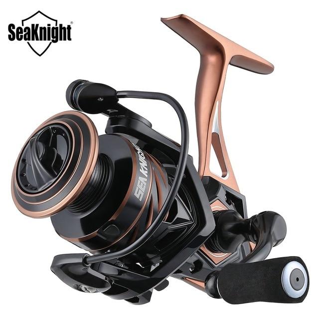 seaknight spinning reel nagaii 9 1bb 5 2 1 9 kg 15 kg roda carpa carretel