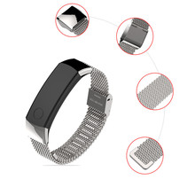 цены на high quality Milanese Stainless Steel Smart Wrist Watch Band For Huawei Honor 3 Smart Watch 155-225mm 100% brand new Zinc Alloy  в интернет-магазинах