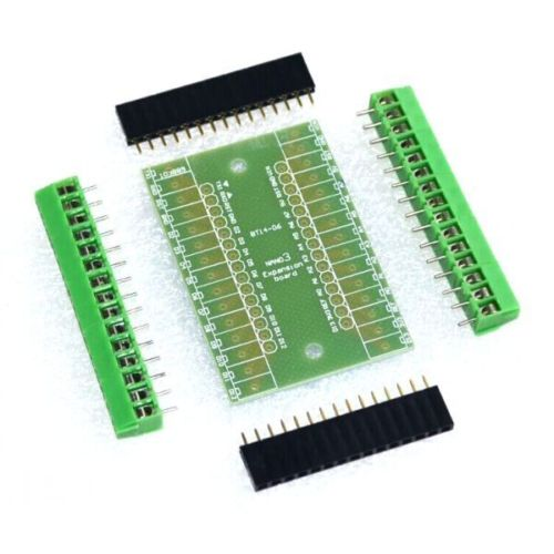 Expansion Board Terminal Adapter DIY Kit For Arduino NANO IO Shield V1.0