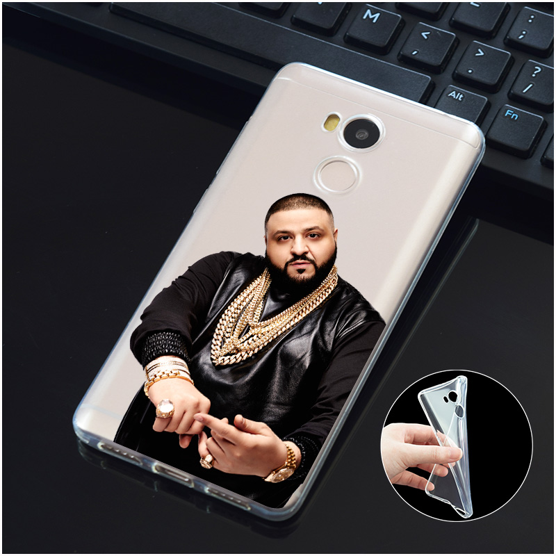 DREAMFOX M458 Dj Khaled Sam Hunt Soft TPU Silicone Case Cover For Xiaomi Redmi Note 3 4 5 Plus 3S 4A 4X 5A Pro Global in Fitted Cases from Cellphones Telecommunications