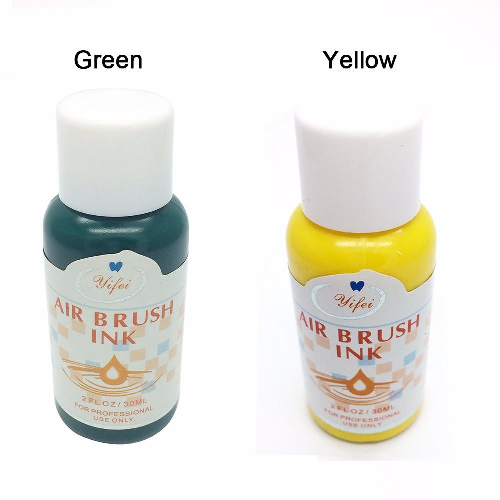 airbrush nail ink 2