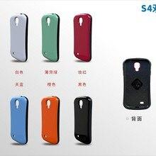 DHL чехол для телефона для Samsung Galaxy S4 i9500, PC+ TPU чехол для SIV i9500, жесткий чехол для Galaxy S4 50 шт./партия
