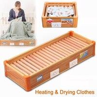 22%, calentador eléctrico de madera caja de calefacción de temperatura ajustable caja calentada de invierno control de temperatura libre radiation-free300w