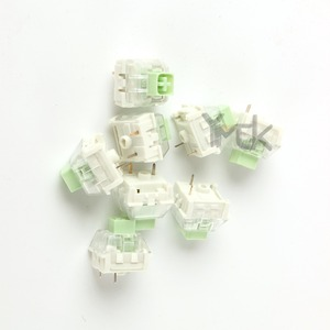 Image 3 - Wholesales Kailh Box Royal Navy Blue Jade Pink Crystal Box 3 pin Switches IP56 Water proof Compatible Cherry MX Switches