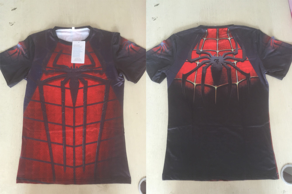 spiderman t shirts