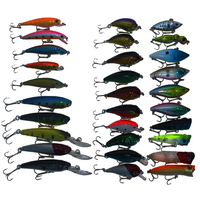 Lure Sea Hard Bionic Fishing Lure Sinking PencilBait Lures Treble Hooks Stainless Steel 30pcs Fashion Accessories Case