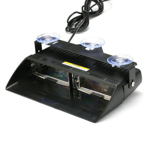 16 LEDs 18 Flashing Modes 12V
