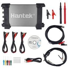 Hantek Digital 6254BE PC USB with 4 Channels 250MHz Oscilloscopes 1GSa/s Sample Rate Hantek 6254BE bandwidths Digital Portable