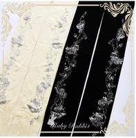 Ruby Rabbit Branded Lolita Tights Gothic Crown And Thorns Printed Girl S Pantyhose