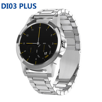 Diggro DI03 Plus Smart watch Bluetooth Waterproof Heart Rate Sleep Monitor Pedometer 320mAh smartwatch for Android & IOS