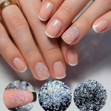 1bag Glass Micro Rhinestones for Nails Design Jewelry Crystal Nail Art Decorations 3D Mini