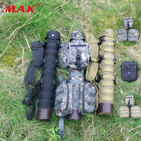 3 Colors Nylon Arrow Quiver Optional with Bag for Archery Hunting Shooting Accessories