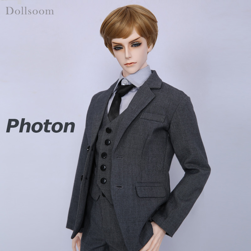 ID72 Photon 1/3 BJD SD Dolls Resin Body Model  Boys High Quality Toys For Girls Birthday Xmas Best Gifts