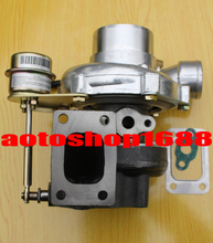 GT28 GT2870-1 a/r0.60 a/r0.64 T25 flange 5 bolt 250-400hp internal-wastegate water and oil cooled turbo turbocharger
