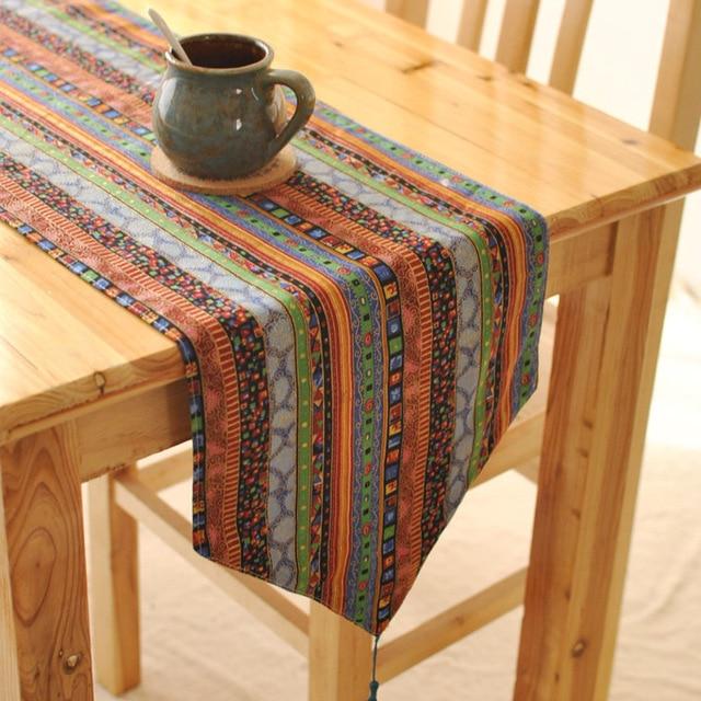 Superieur European Table Flag Mediterranean Table Table Flag Bar Supplies Table  Runner Household Items