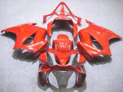 Motorcycle Fairing Kit For Honda Vfr800 98 99 00 01 Vfr 800 1998 1999 2000 2001 Abs Hot Red