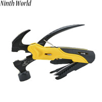 Ninth World High Quality Multi Tool Outdoor Survival Knife 7 In 1 Pocket Multi Function Tools