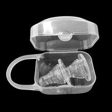 Портативная бутылочка для кормления ребенка, Соска-пустышка, чехол для соски, коробка для хранения