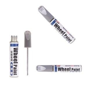 Image 4 - 車の自動車スクラッチフィラー修理カバーペン防水タイヤホイール塗装補修マーカーペン非毒性車の塗装リフレッシュ #2