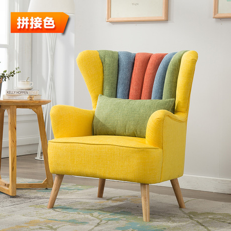 Fabulous Us 367 99 8 Off Living Room Sofas Set Couches For Living Room Furniture Home Furniture Fabric One Seat Lazy Sofa Chair Stool Minimalist Recliner In Gamerscity Chair Design For Home Gamerscityorg