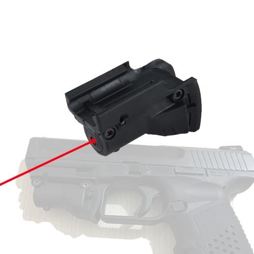 Лазерный прицел ppt 5 мВт для Glock 19 23 22 17 21 37 31 20 34 35 37 38
