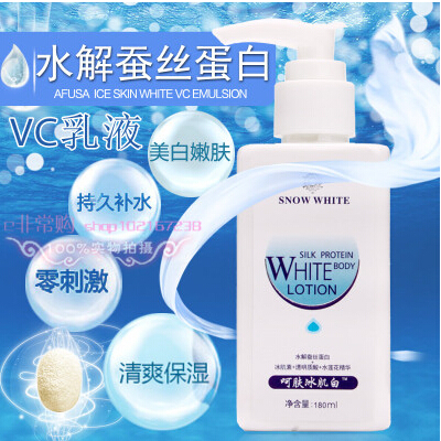 Nouvelle Neige Blanc D'origine Blanchiment Crème 180 ml blanchiment Visage + Lotion Pour Le Corps Maquillage
