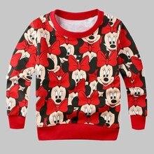 Baby Girls Boys Cartoon Sweatshirts