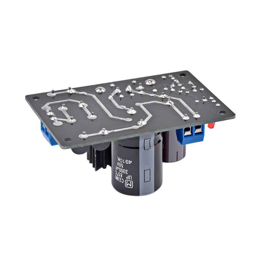 AIYIMA IT1083 zasilania 0-34VAC LT1083CP LT1083 moc regulowana moc płyta zasilająca mocy liniowej dla wzmacniacza hifi