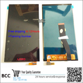 Original para htc e9s pantalla lcd + digitizador de la pantalla táctil del sensor del panel para htc one e9s dual sim prueba ok + no. de seguimiento, envío gratis